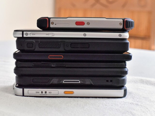 6 rugged phones that will survive 2020 and beyond - CNET