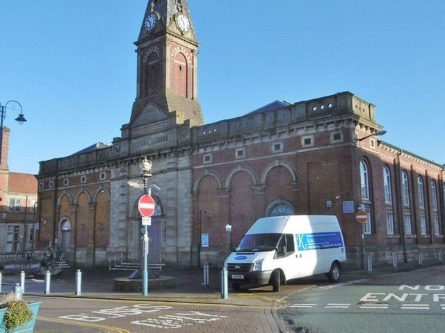Stalybridge Civic Hall could become a destination food hall like Altrincham Market