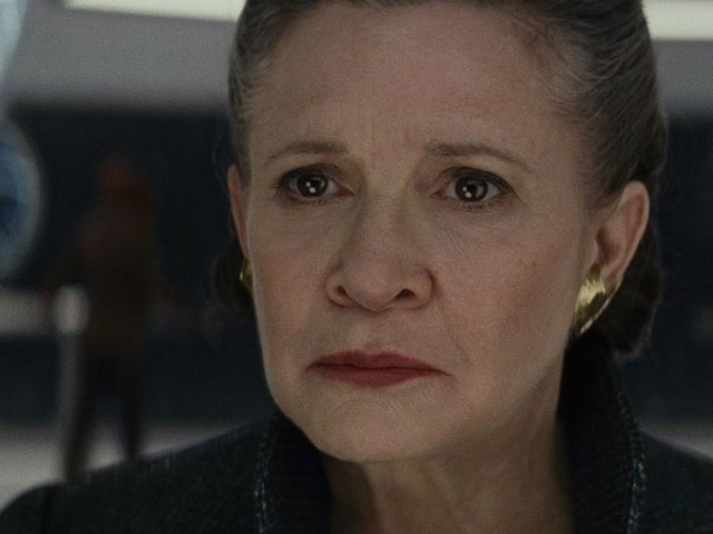 Mark Hamill: Not having Carrie Fisher around to see 'The Last Jedi' is 'unspeakably tragic'