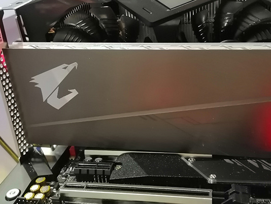 CES 2019: GIGABYTE's High-Performance Aorus PCIe and M.2 SSDs