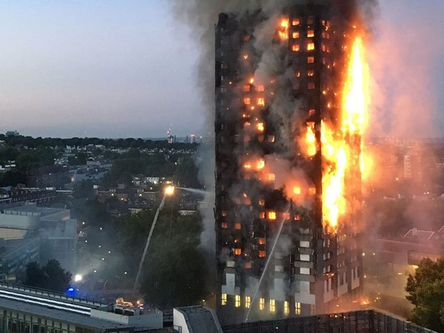 Exclusive: Thousands Of Fire Doors That Failed At Grenfell Still Used Across The Country