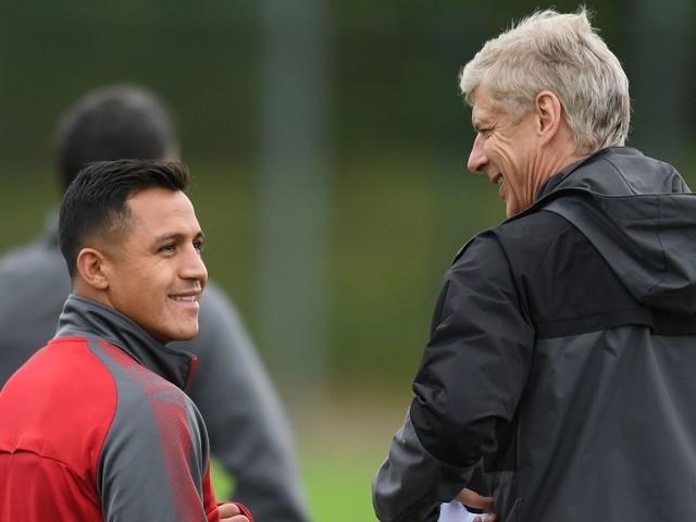 "Arsene Wenger is convinced Arsenal will hang on to Alexis Sanchez despite ""financial sacrifice"""