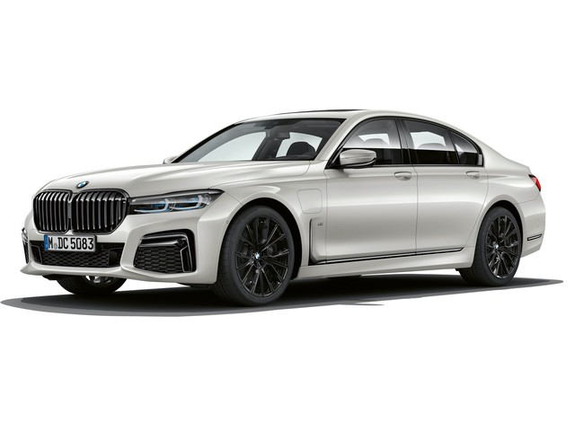 2019 BMW 7 Series Facelift: M Sport with extended Shadow Line