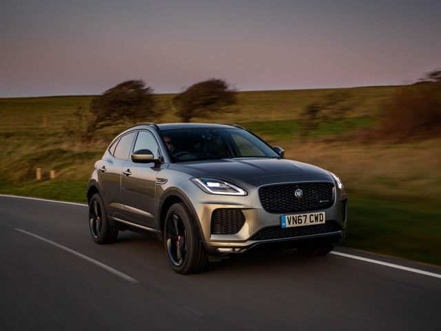 2018 Jaguar E-Pace – First Drive Review