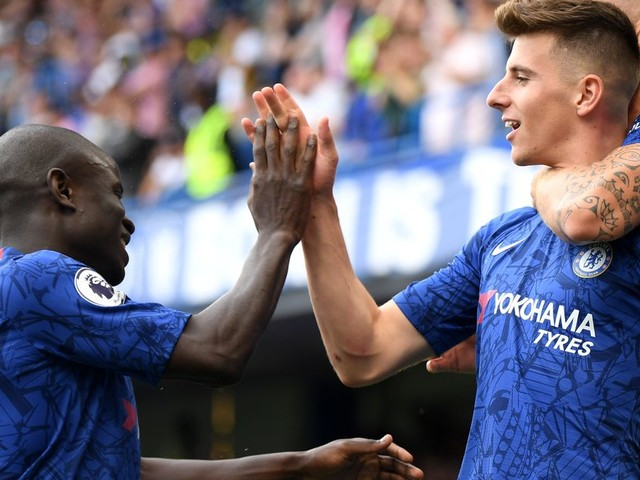 Chelsea 1-1 Leicester City, Player Ratings: Mount, Kanté, Emerson in good form early