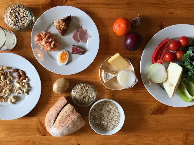 What is the planetary health diet?