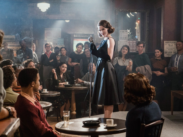 The Marvelous Mrs. Maisel Season-Finale Recap: She's Good
