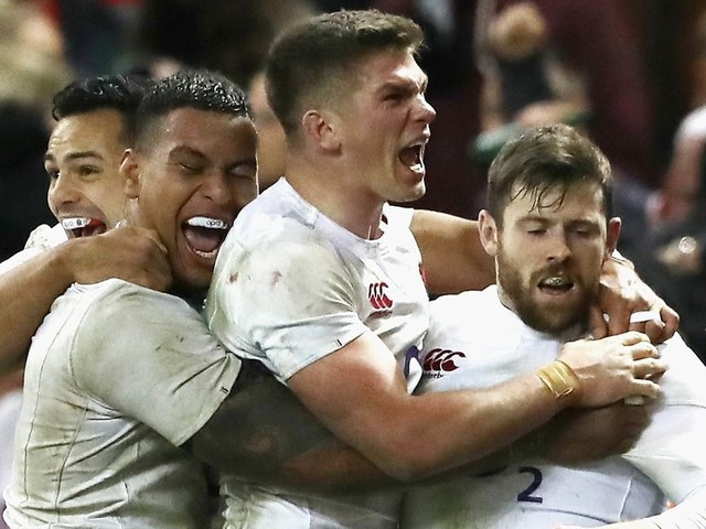 Elliot Daly warns Wales that England will get better ahead of Cardiff return