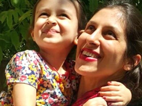 When will Nazanin Zaghari-Ratcliffe be released?