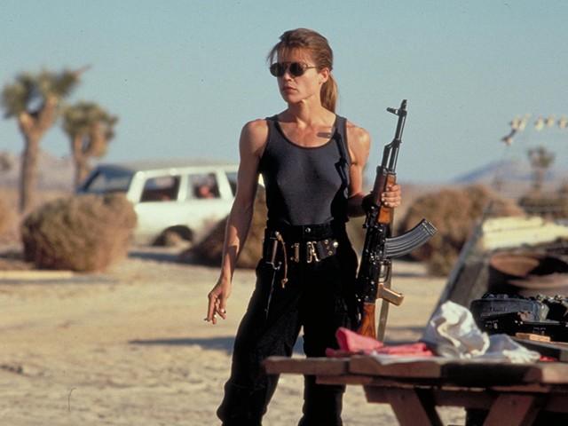 Linda Hamilton Returning for New 'Terminator' Movie; Trilogy Planned