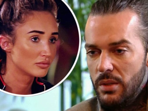 Pete Wicks and Megan McKenna FINALLY call it quits