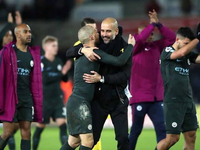 One Man City player should worry Tottenham even more than David Silva