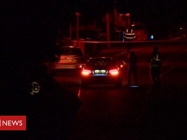 US man dies in Armoy road crash
