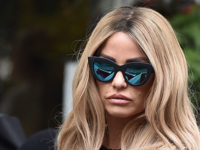 Katie Price slams rumours she accused Peter Andre of cheating on her as 'he takes legal action against his ex'