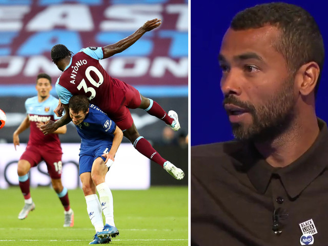 Ashley Cole slams Chelsea defender Christensen for 'ball-watching' and 'doing nothing' for West Ham goal