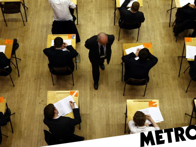 School exams could be axed again next year if Covid surges again