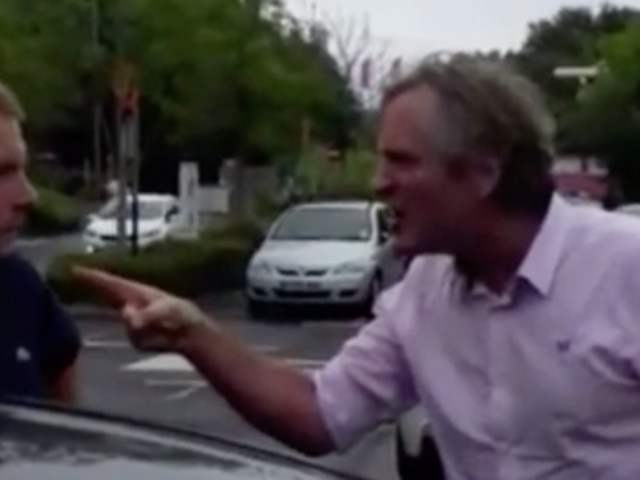 Fergus Beeley's Road Rage Video Spawns Spoof Twitter Account And New IMDB Bio