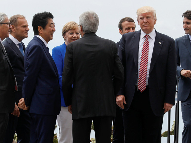 As Trump's Aides Touted His Alliance-Building, European Leaders Mocked And Disparaged Him