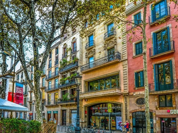 Essential places to visit in Barcelona for architecture fans