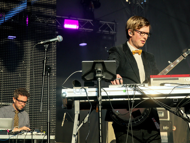 NEWS: Public Service Broadcasting reveal new video 'Turn No More' Feat James Dean Bradfield