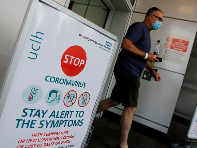Weekly coronavirus deaths at lowest level since before lockdown - ONS