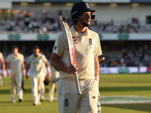 Joe Root digs in during fight to save Test - and his captaincy