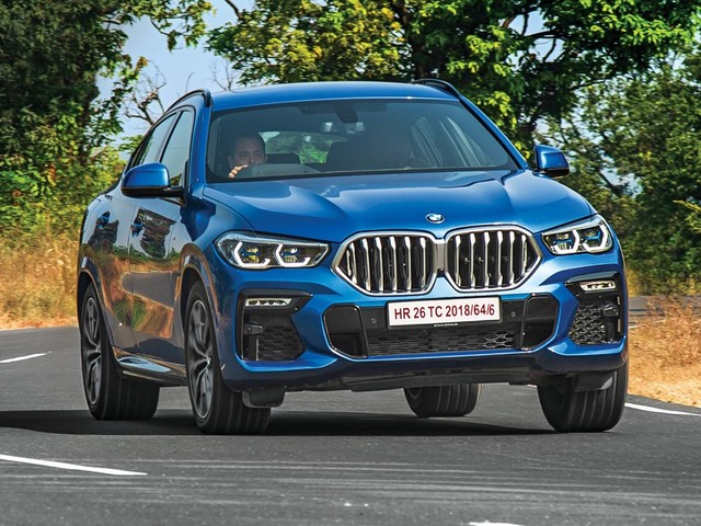 Review: 2020 BMW X6 review, test drive