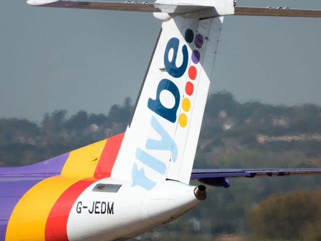 Tinkler stokes Stobart war with Flybe raid