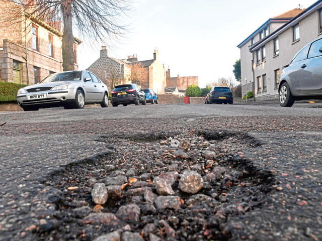 North-east's pothole problems driving motorists to despair as repair bills rocket