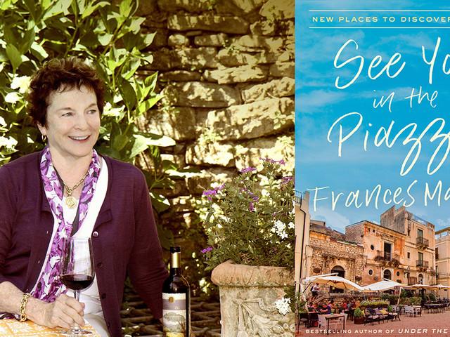 Author Frances Mayes Explores Turin, Italy