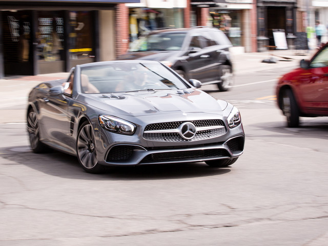 2018 Mercedes-Benz SL-class – In-Depth Review