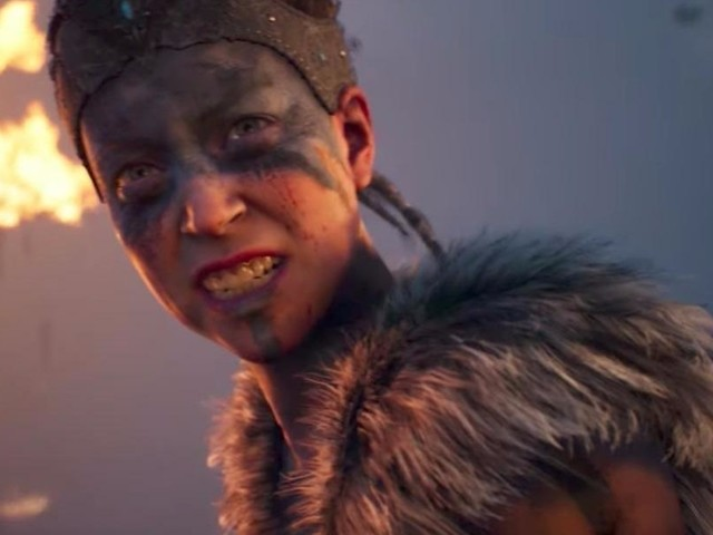 Hellblade's Q&A will be with its heroine mo-capped in real-time