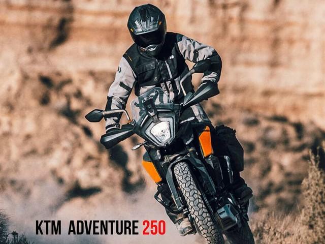KTM 250 Adventure India Launch Next Month