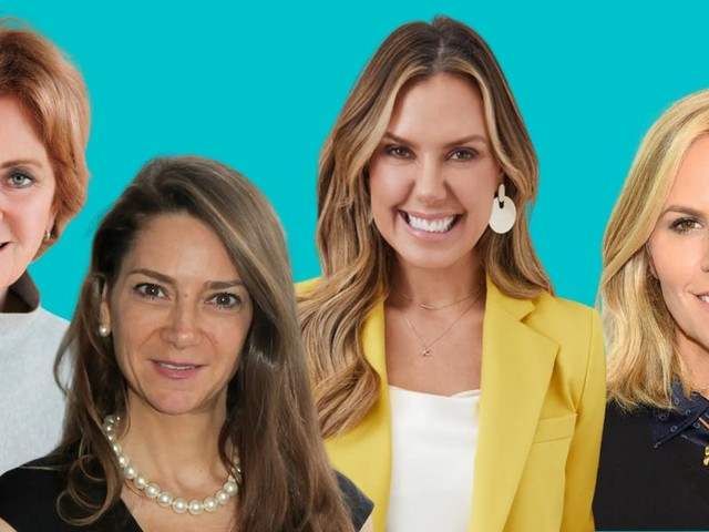 4 of America's richest self-made women recommend the books that have helped them become better leaders