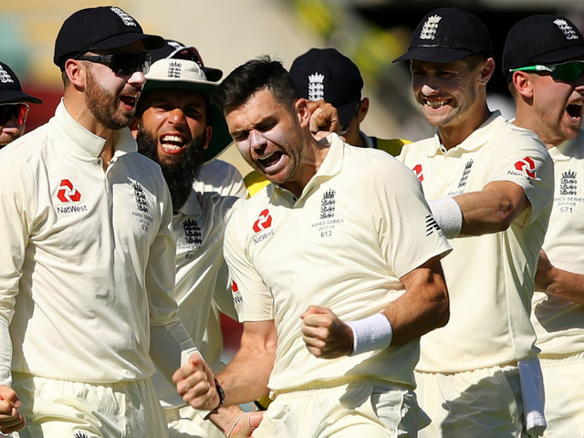 Sport shorts: Jimmy Anderson fears a cricket ball won't be bowled and Ryder Cup postponement reports are 'inaccurate'