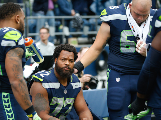 The Seahawks Stayed In The Locker Room For The National Anthem And Made A Strong Statement
