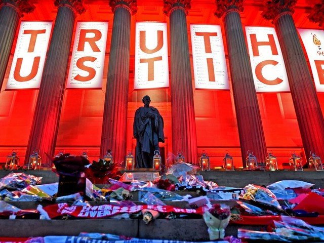 No Hillsborough charges against pair over conduct