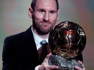 Messi, US captain Rapinoe win Ballon d'Or awards