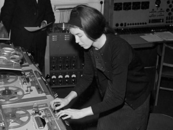 LISTEN: Unheard Delia Derbyshire