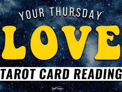 Today's Full Moon In Scorpio Love Horoscopes + Tarot Card Readings For All Zodiac Signs On Thursday, May 7, 2020