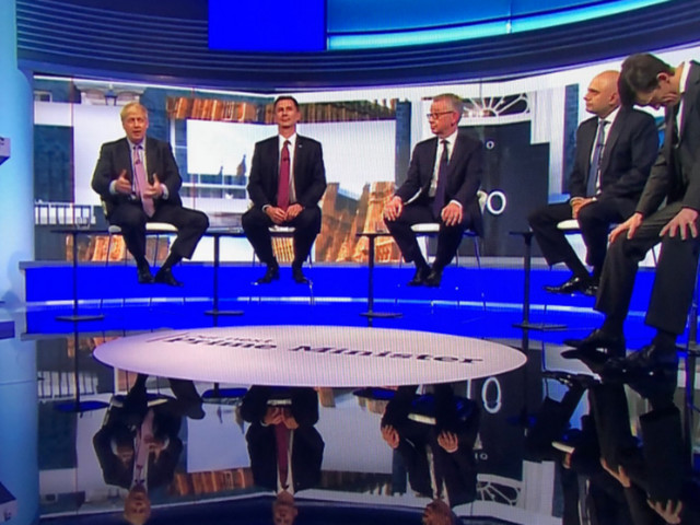 Seven things we noticed during BBC's Our Next Prime Minister leadership debate that aren't about politics