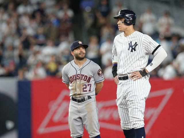 Yankees-Astros is loaded with the stars it should be