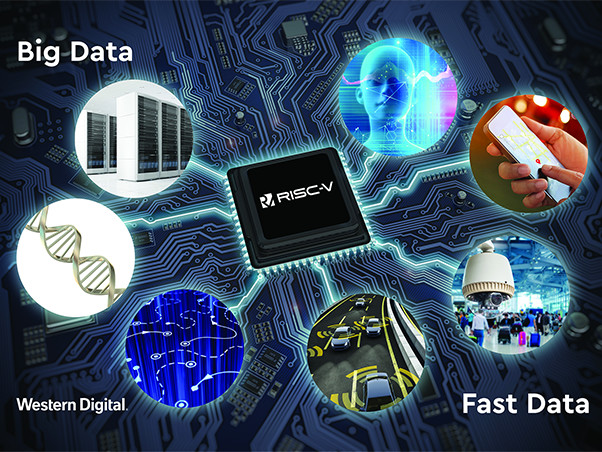 Western Digital to Use RISC-V for Controllers, Processors, Purpose-Built Platforms