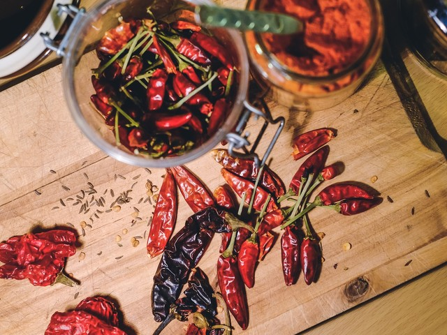 Daily Spicy Food Found Contributing To Dementia