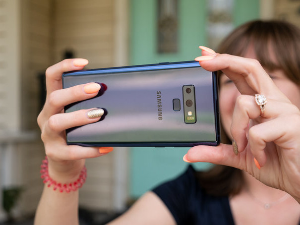 First Galaxy Note 9 update introduces toggle for different Super Slow-Mo capture lengths