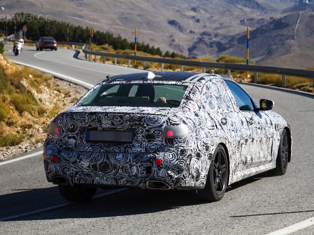 Upcoming G20 BMW M340i to deliver more than 380 hp