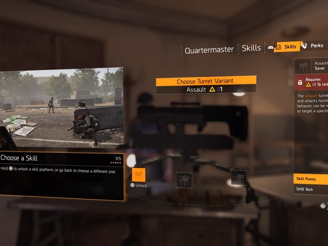 The Division 2 Best Skills: How to craft the best early builds for solo and team players