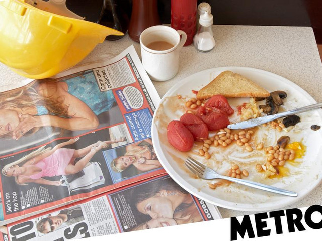 Love a fry up? You could get paid £250 to be a builder's breakfast tester
