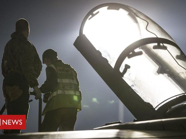 Nicola Sturgeon: Air strikes risk dangerous escalation