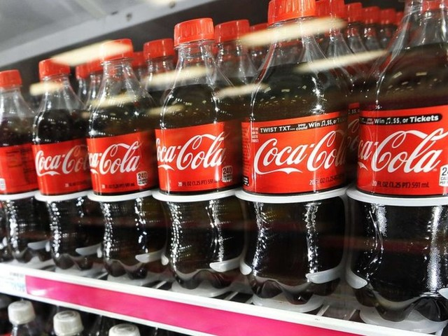 Coca-Cola says plastic bottle deposit scheme should be UK-wide